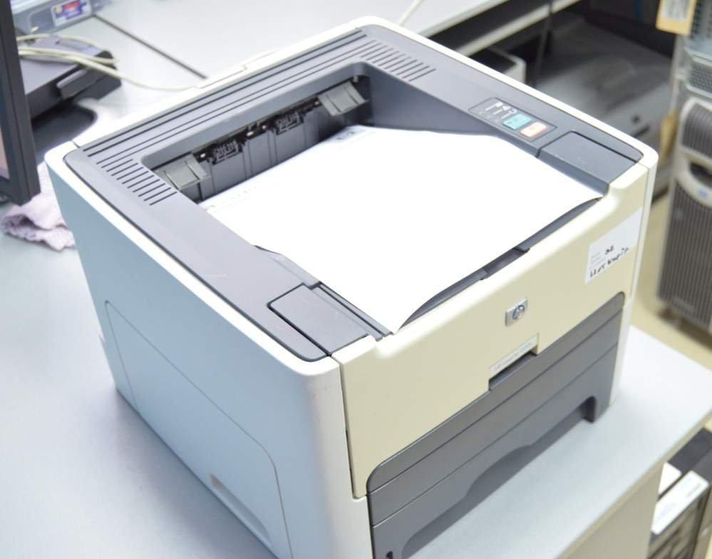 Принтеры Hewlett-Packard, Canon