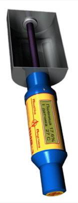 Микропроцессорный влагомер зерна «МИВ-1К» (ковшовый)