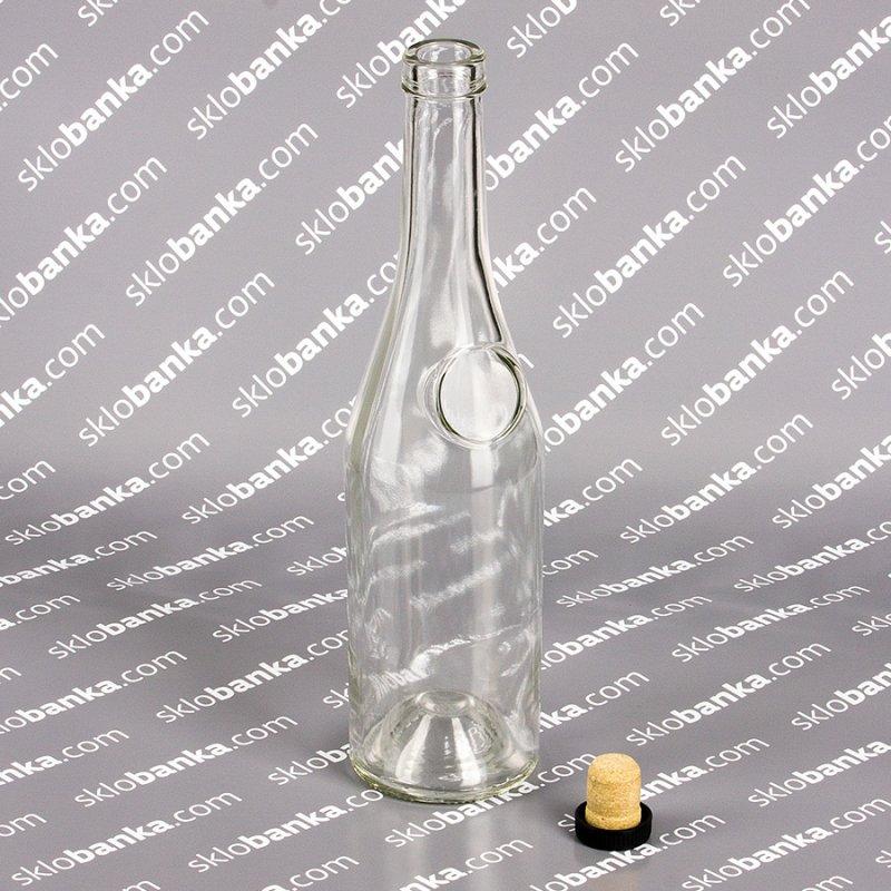 Бутылка Для Коньяка Купить