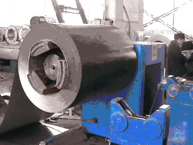 Купить Разматыватель рулона электро-механический консольный РМ-2 (ЭГКД)
