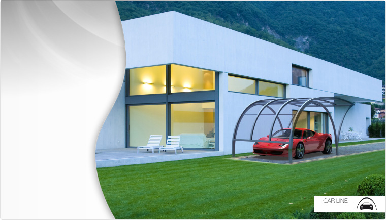 Canopies for the CAR Cover car type A