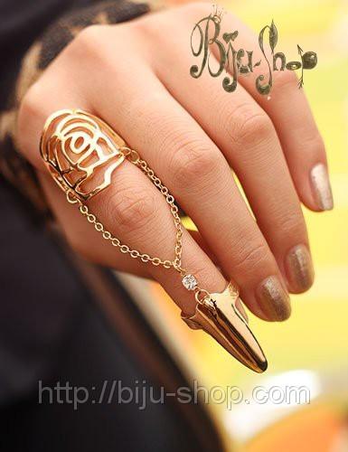 Кольца на ногти купить