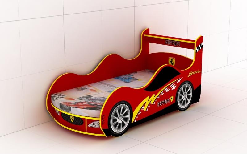 Детская кровать машинка купить в Республике Татарстан на AVITO.ru