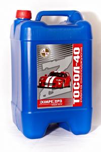 Купить Охлаждающая жидкость «Тосол-40»