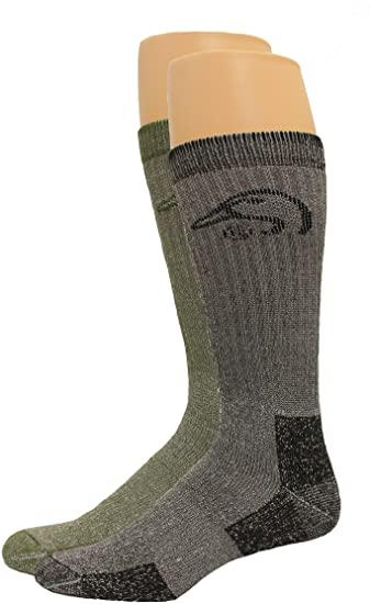 Термоноски для охоты и рыбалки Ducks Unlimited Full Cushion Merino Wool Blend Boot Sock