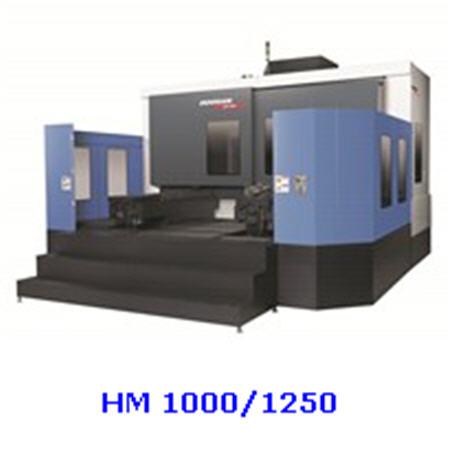 Центр горизонтально обрабатывающий серия HM, модельный ряд HM 1000, HM 1250 , пр-во Doosan Infracore, (Южная Корея)