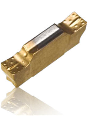 Пластина двусторонняя TDIM прессованная с эффективным стружколомом для растачивания и обработки канавок а малых диаметрах, TaeguTec