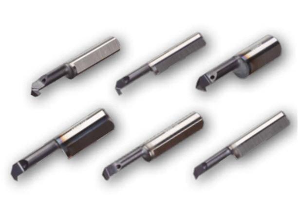 Инструмент для внутреннего точения, контурной обработки, нарезания канавок и торцовой обработки, особенно при малых диаметра, металлорежущий инструмент для токарной обработки, пр-во TaeguTec (Южная Корея)
