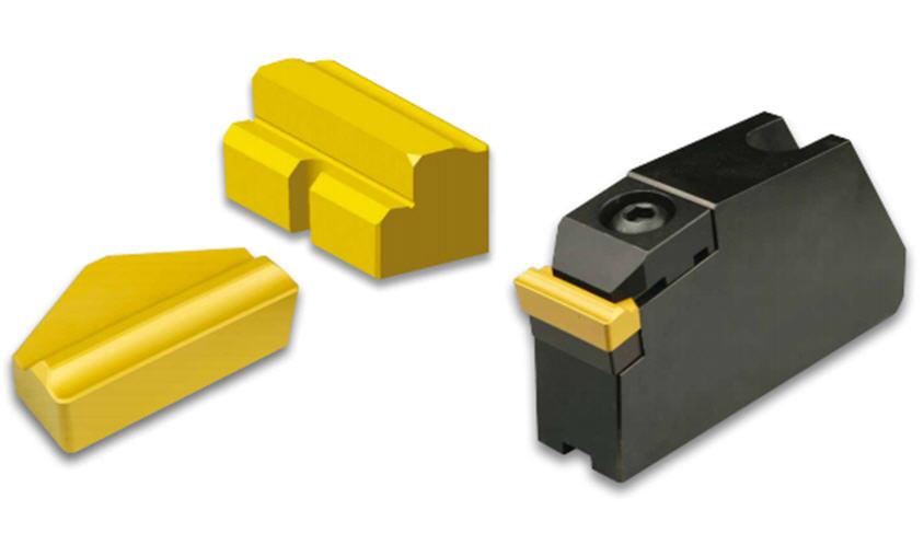 Специальные пластины для тяжелой промышленности модели SVN 7640 F1, SVN 7172 1RL, XNMR 401416-HD, XNGT 332-GV, TaeguTec