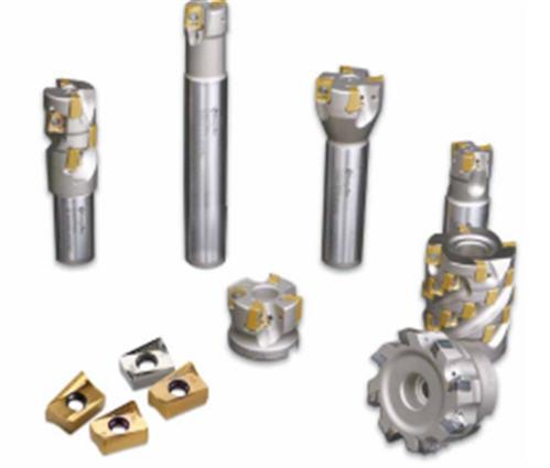 Фрезы Серия Chase 2 Mill AN11 90° и сменные пластины с 4-мя режущими кромками , металлорежущий инструмент для токарной обработки, пр-во TaeguTec (Южная Корея)