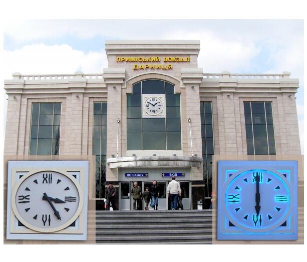 Фасадные часы Киев цена купить в Киеве 94158bb1d6c