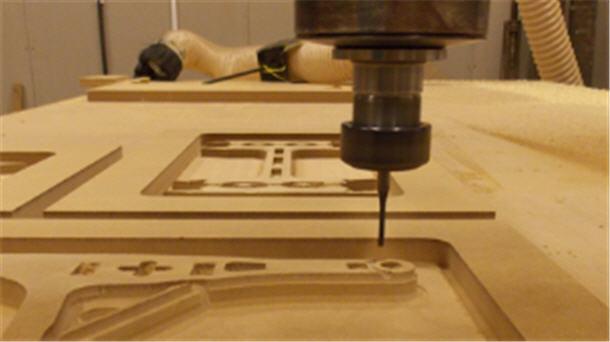 Изготовление модельной оснастки для производства отливок из стали, чугуна и цветных металлов из древесины или пластика