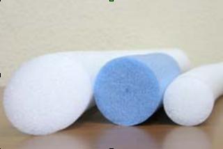 Уплотняющие жгуты для швов из вспененного полиэтилена Полиизол