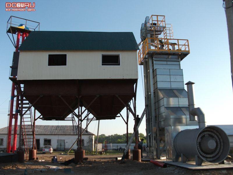 Оборудование для сушки зерна, строительство ЗАВ