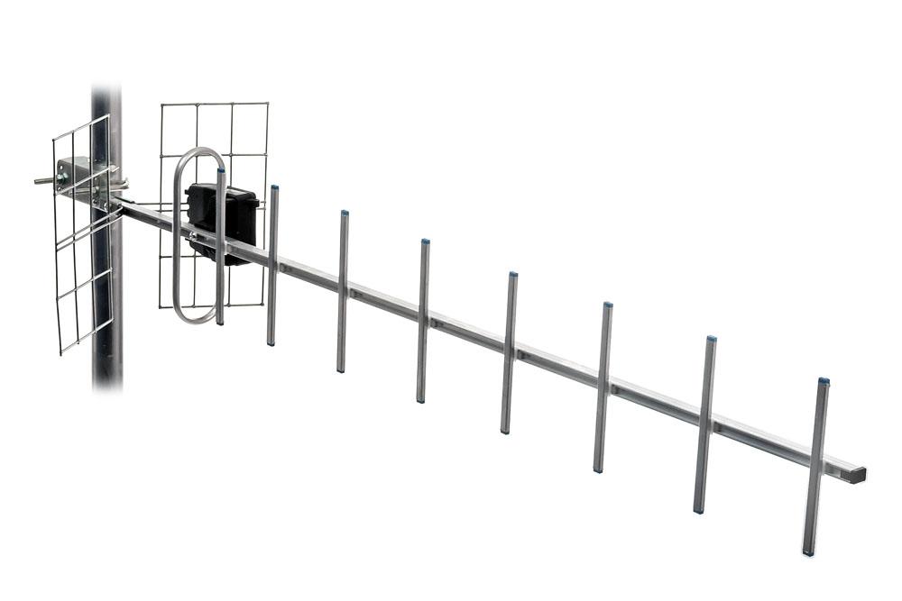 Buy The antenna 3G CDMA Intertelecom, PEOPLEnet of 1,0 m (9 el +8) ENERGY - 13,5 dBi