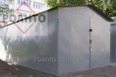 Garages metal folding ACTION!!!! ONLY 9200,00 UAH