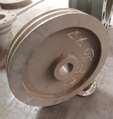 Шкив ф355