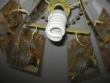 Энергосберегающие, люминесцентные, эконом  лампы под вкручивающейся патрон