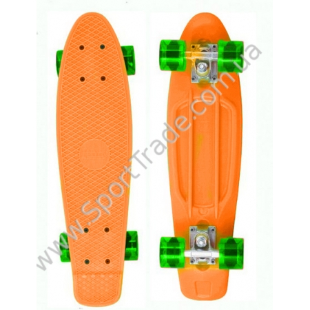 Penny (пенни) мини скейтборд LY-92-12 Пластиковая рыба купить в Киеве 03c19ace326