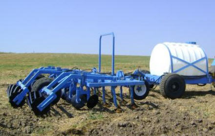 Buy Hook-on cultivator of KU-6,2A with the hook-on equipment for introduction of liquid mineral fertilizers