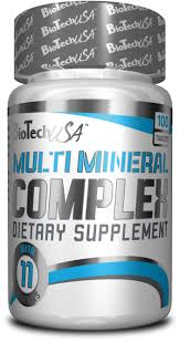 Multi mineral Complexс (BioTech USA)