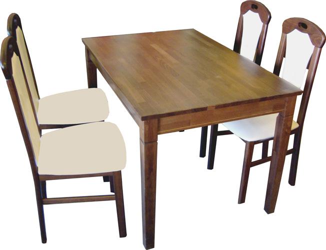 Купить Стол деревянный раскладной КАРПАТЫ Р - натуральное дерево бук .ТМ«Тиволи»