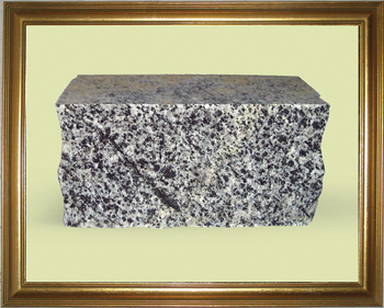 Брусчатка природный камень гранит, габбро