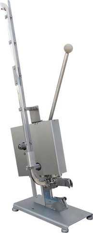 Купить Клипсатор КН-6р, настольный ручной односкрепочный