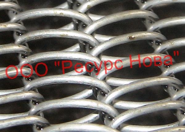 Купить Сетка спирально-стержневая для конвейерных сушилок