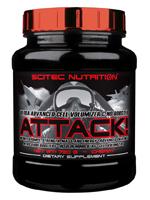Предтренировочная добавка Attack 720 гр. (Scitec Nutrition)