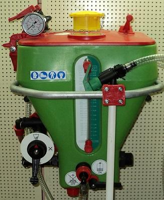 Buy Mixer of working liquid of sprayer