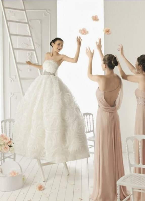 Платья для свадеб и вечеринок
