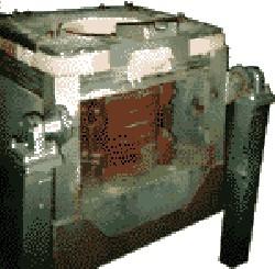 Печи индукционные плавильные ИСТ-0,16 ИЧТ-2,5