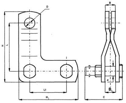 Звено промежуточное монтажное ПТМ-120/180-1