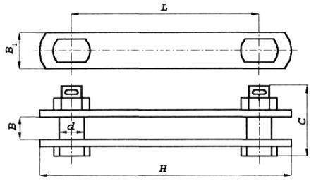 Звено промежуточное двойное 2ПР (45-110)