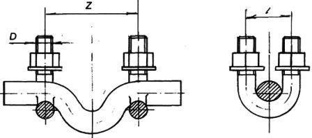 Узлы крепления типа КГ-12/30 - 3