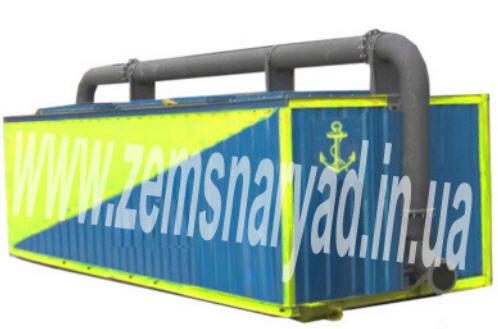 Бустерные станции береговые и плавучие БС-400/20; БС-800/40; БС-1600/25; БС-2000/63 для увеличения рефуллирования пульпы