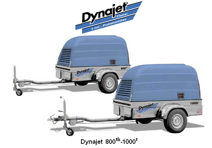 Купить Оборудование Dynajet 800th - 1000t