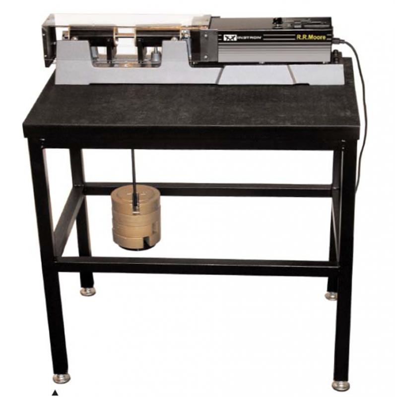 Испытания на изгиб с вращением R.R. Moorе для испытания круглых образцов диаметром до 10 мм при изгибающих нагрузках