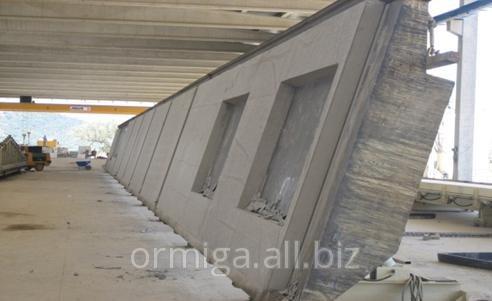 Купить Поворотные столы PAOLO NANFITO для изготовления однослойных и многослойных железобетонных стеновых панелей