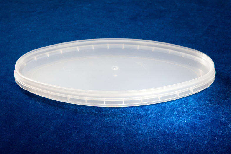 Buy Container polypropylene - Boxes molding 200 ml oval