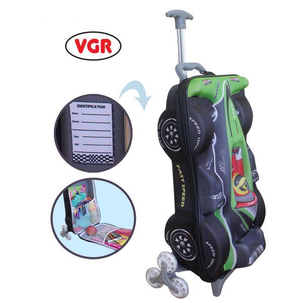 Детский чемодан на колесах VGR купить в Киеве 8af8109ce13