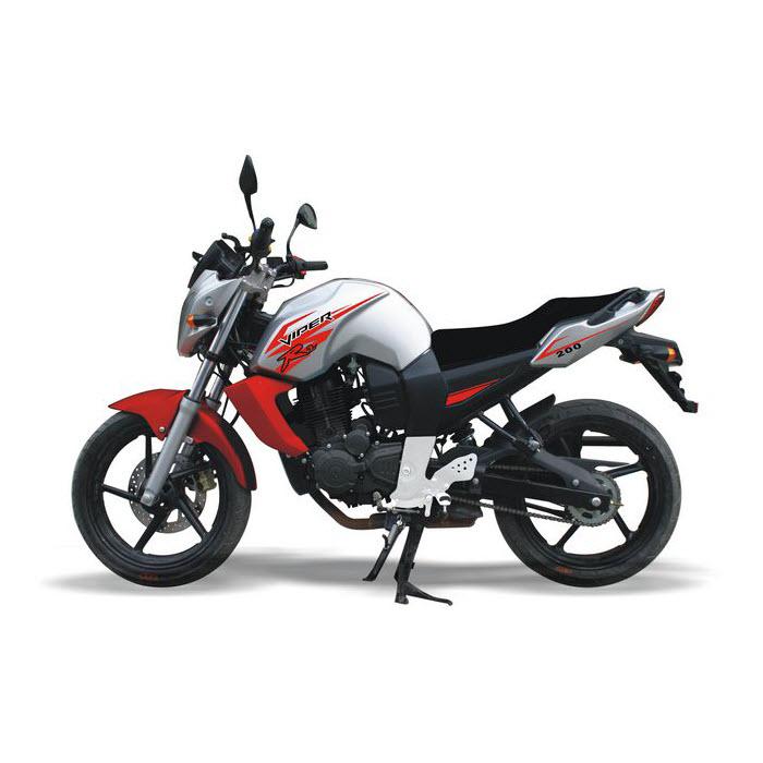Купить Мотоцикл Viper (Вайпер) ZS200-R2, консультация, продажа, Украина