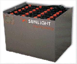 Купить Аккумуляторные батареи для погрузчиков Balkancar EB717, EB735 (2x40 4PzS 320).