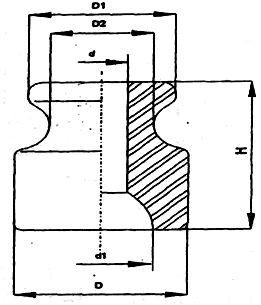 Изолятор фарфоровый РШ-4УХЛ2, РШ-2,5УХЛ2, РП-6УХЛ2