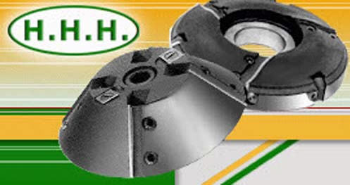 Buy Tripartite side milling cutters, spare parts to cutting machines
