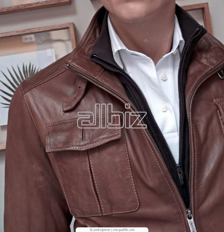 Куртки чоловічі шкіряні купити в Полтава 69536ececd6d7