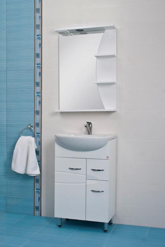 Тумбочки для ванной комнаты