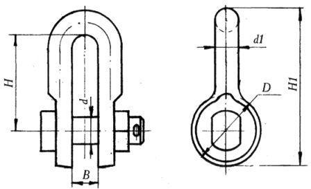 Скобы типа СК-60/120-1А