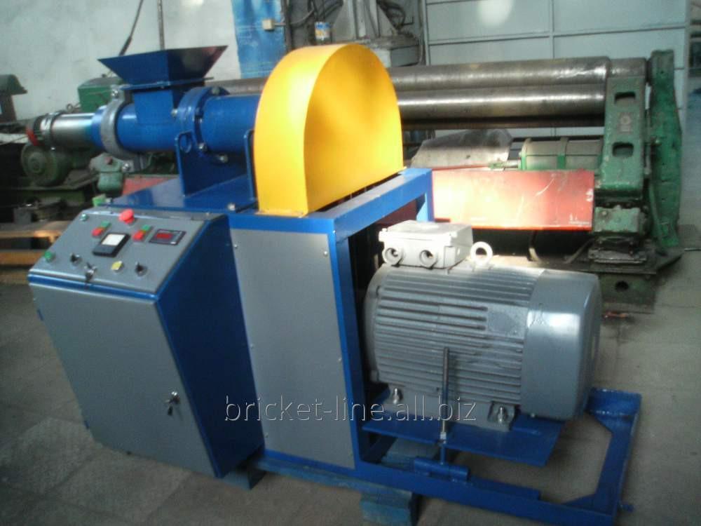 Экструдеры ЭТ-320 для производства топливных брикетов